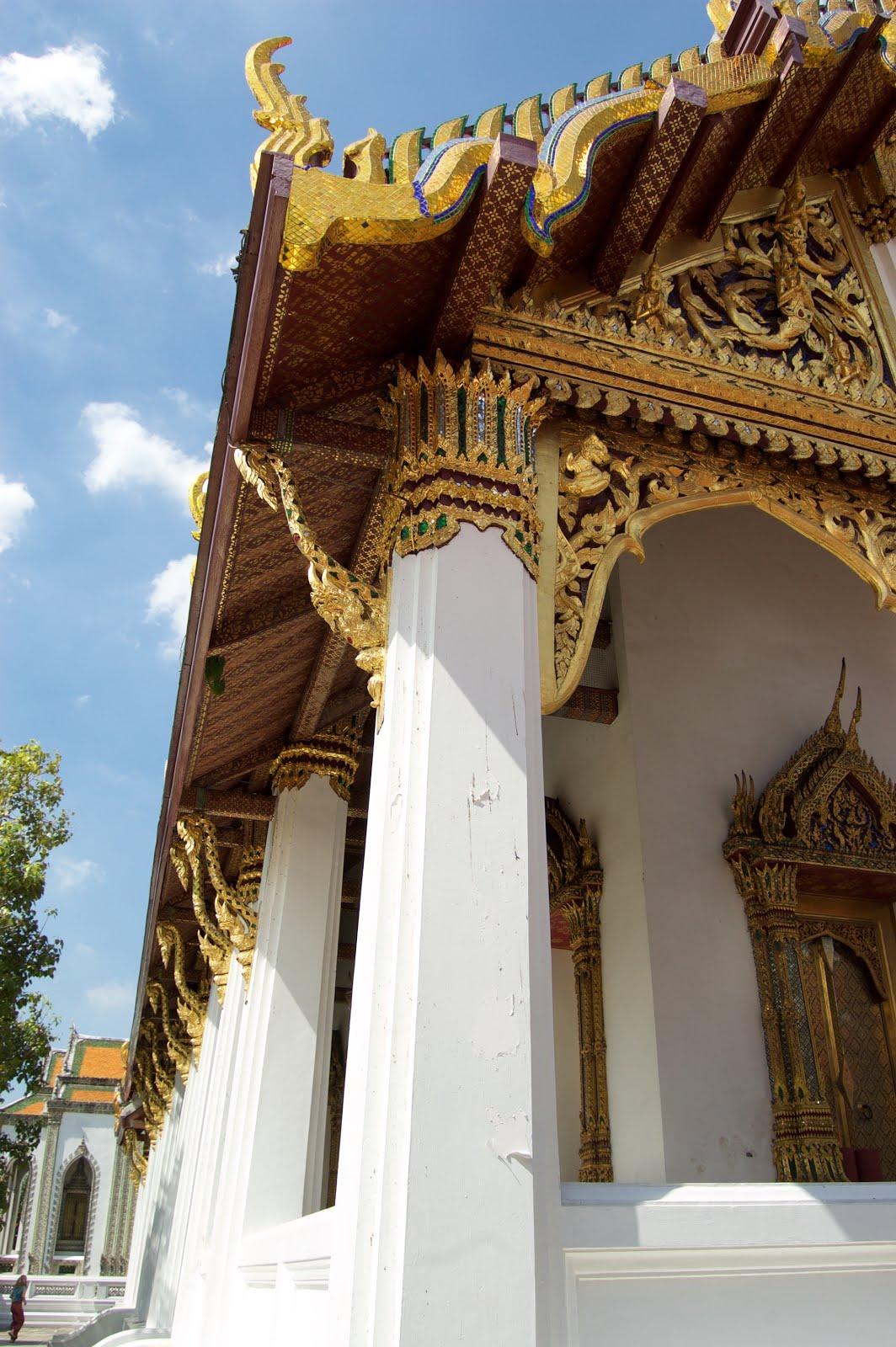 Beauty in Bangkok - Visiting the Grand Palace