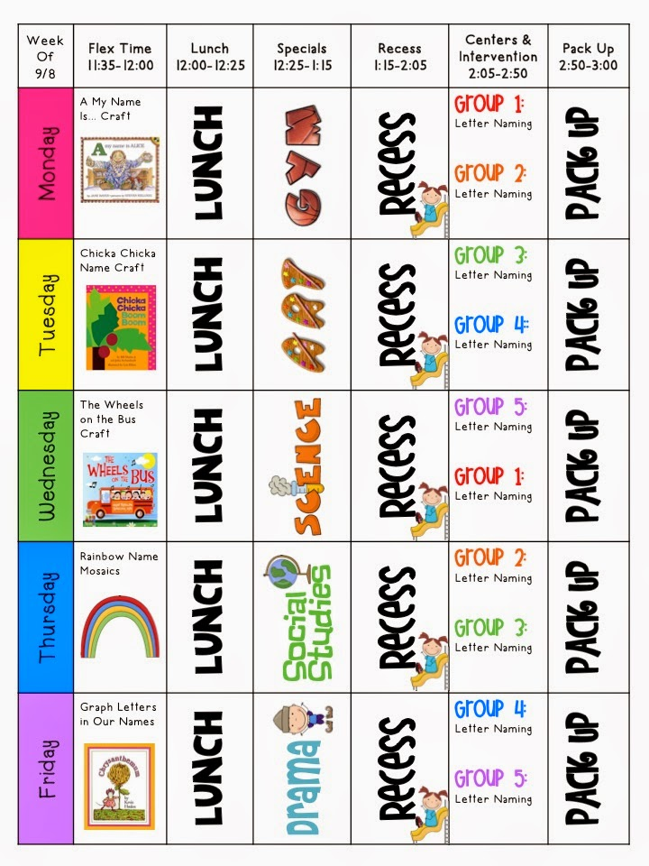 Classroom Design Activities ~ Mrs ricca s kindergarten classroom library lesson plans