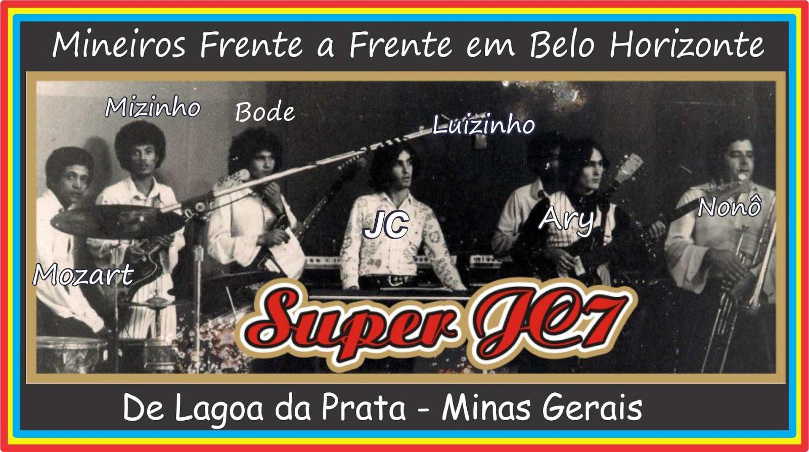 Super JC7 - Mineiros Frente a Frente em Belo Horizonte