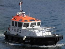 Barco Piloto Ilhéu do Lido