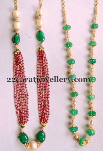 Pumpkin Seeds Shaped Beads Sets