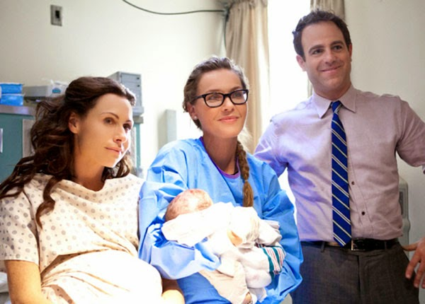 Un berceau sans bébé - le deuil périnatal en film