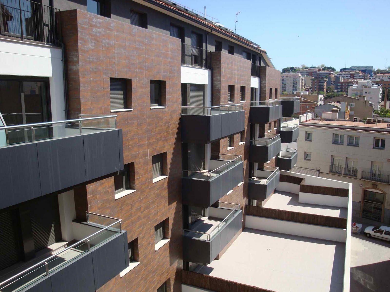 Edifici plurifamiliar-Granollers