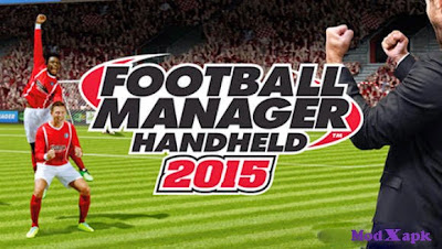 Football Manager Handheld 2015 6.0 Mod APK +DATA (Unlimited money)