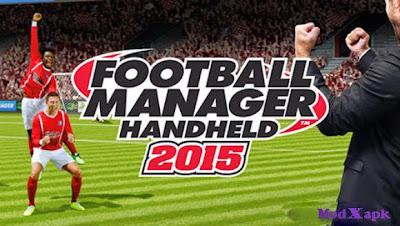 Football Manager Handheld 2015 6.0 Mod APK +DATA (Unlimited money)