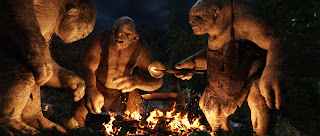 el hobbit trolls