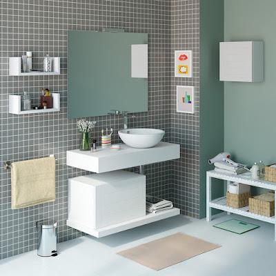 Muchas soluciones para renovar tu baño