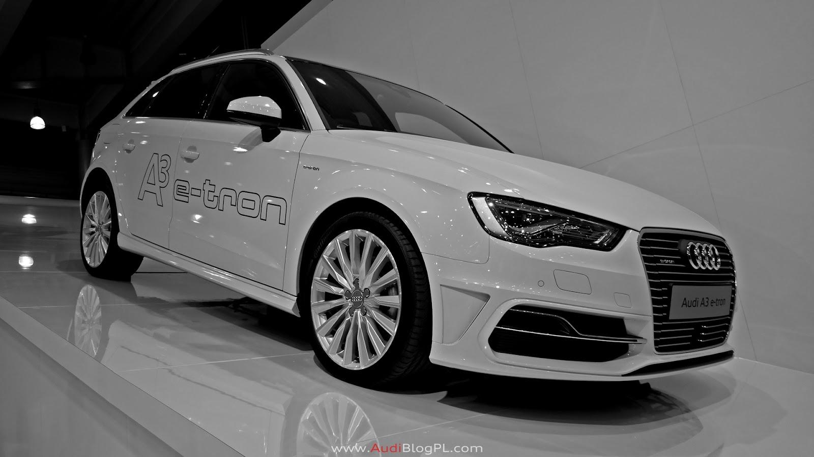 Audi A3 e-tron 8V
