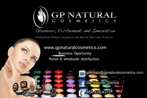 Get a new look with GP Natural Cosmetics
