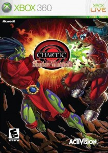 Download Chaotic Shadow Warriors Torrent XBOX 360