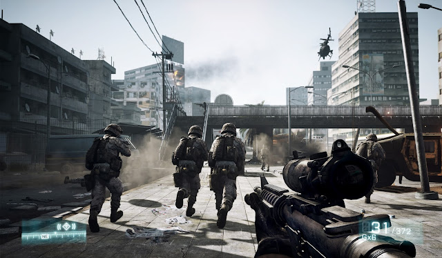 The Game 'Battlefield 3' Has a Terror Attack Happen in Paris on November 13th
