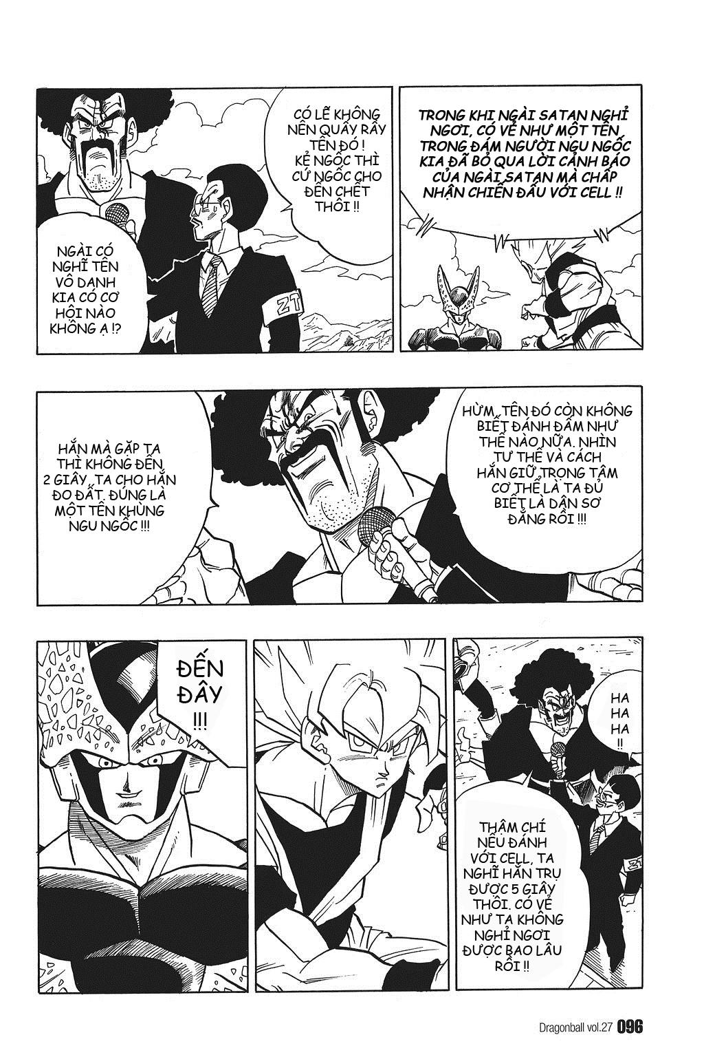 xem truyen moi - Dragon Ball Bản Vip - Bản Đẹp Nguyên Gốc Chap 397
