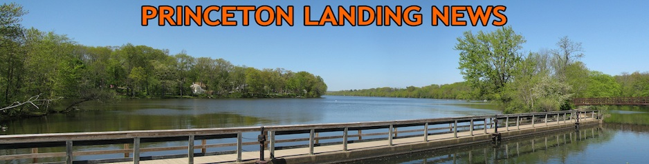 Princeton Landing News