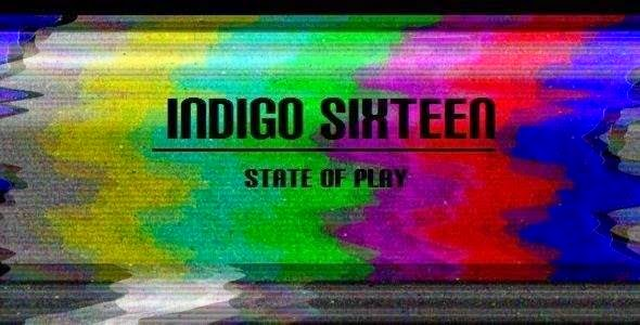 Edinburgh Indie/Punk band Indigo Sixteen