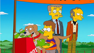 Los Simpsons- Temporada 24 - Audio Latino - Ver Online -  24x08