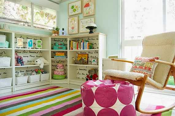 Organize Kids Room Ideas