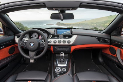 2014 BMW Z4 Convertible Interior