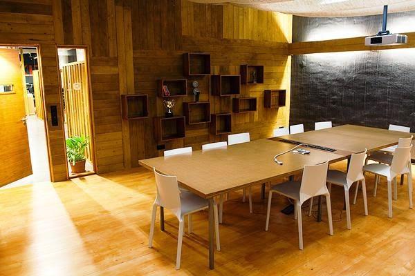 Artistic OKIA Office Interior Design Ideas