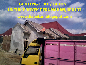 GENTENG SEMEN /BETON