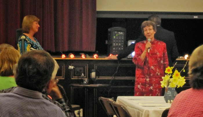 2015 Tri Town Dems Honors Dinner Videos