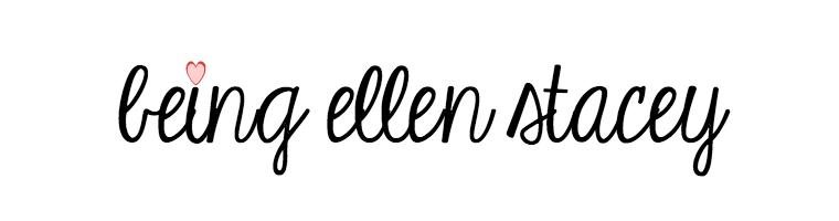 Being Ellen Stacey