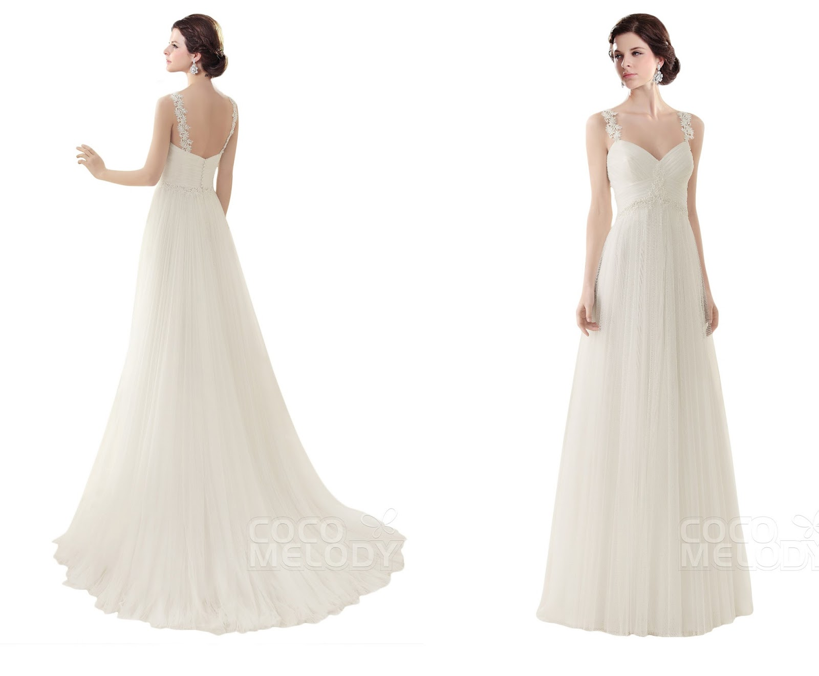 http://www.cocomelody.com/cute-a-line-spaghetti-strap-natural-train-tulle-ivory-sleeveless-zipper-wedding-dress-with-appliques-and-draped-cwzt1404a.html
