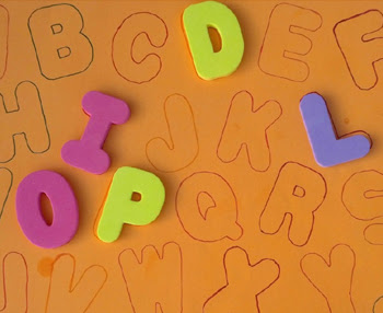Alphabet Game kids Activity