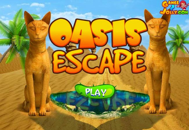 Oasis Escape Walkthrough