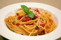 Spagetti cho bé