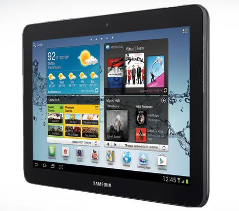 Galaxy  Tab 2 10.1 (Wi-Fi)