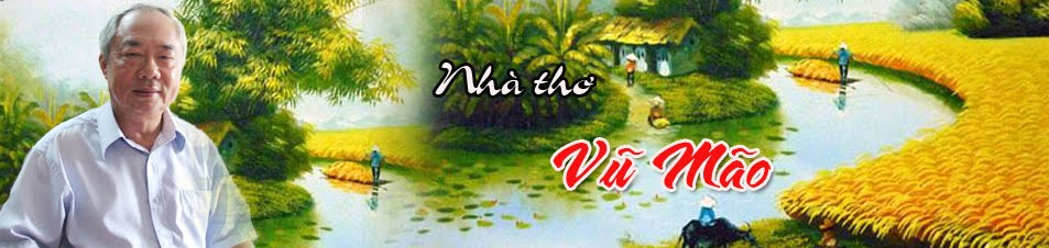 Nhà thơ Vũ Mão