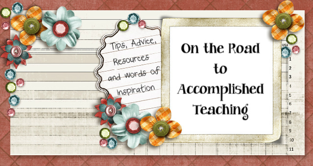 On the Road to Accomplished Teaching
