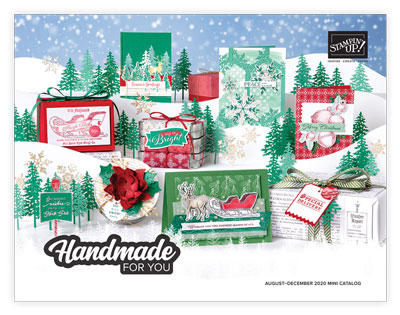 Handmade for You Mini Catalog
