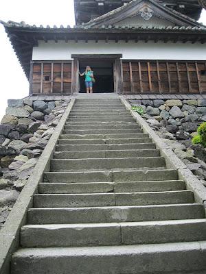 Maruoka-jo, Fukui