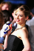 Gracie Gold Hairstyle
