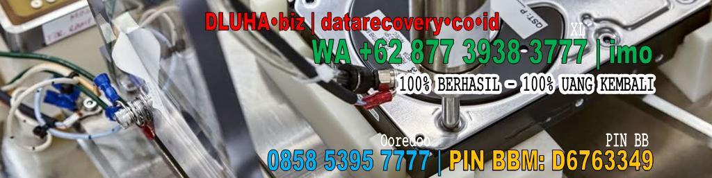 0858•5395•7777 Data Recovery | Recoverydata DLUHA » D6763349 ::Jasa pembuatan Skripsi murah Bandung