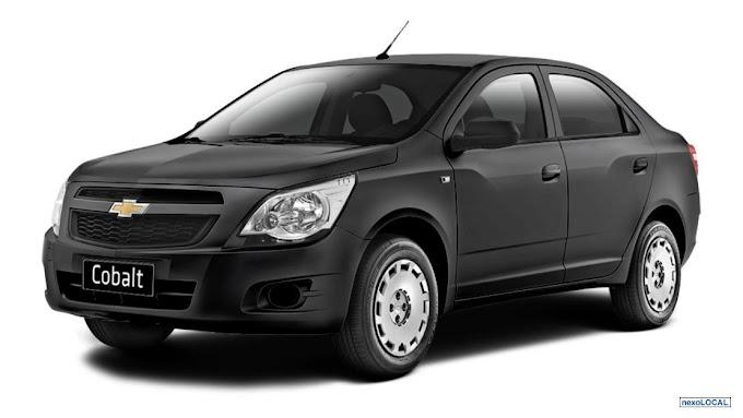 URGENTE!!! Carro Cobalt de cor preta é roubado ao lado do estacionamento da FACEMA.