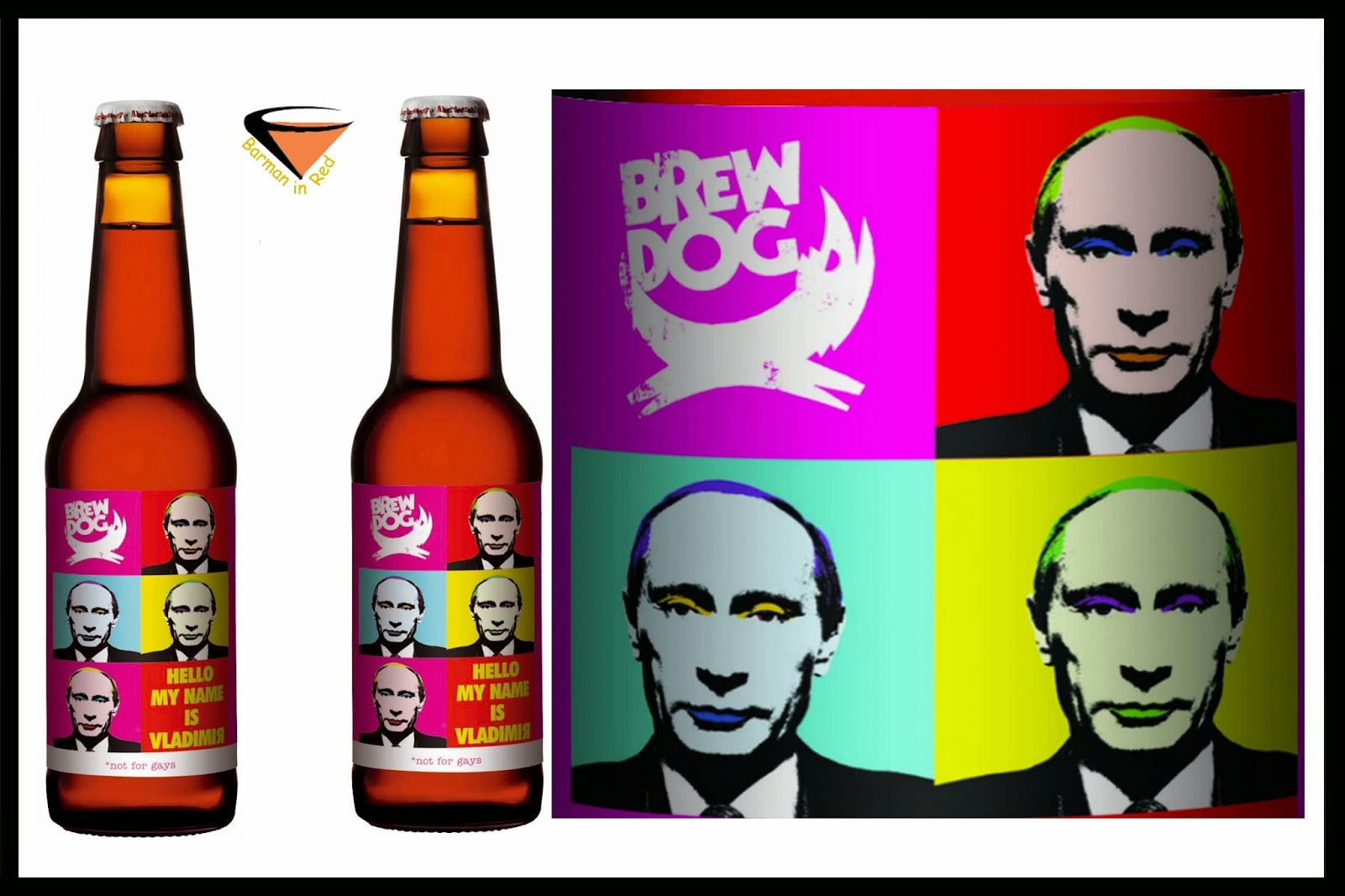 cerveza Putin