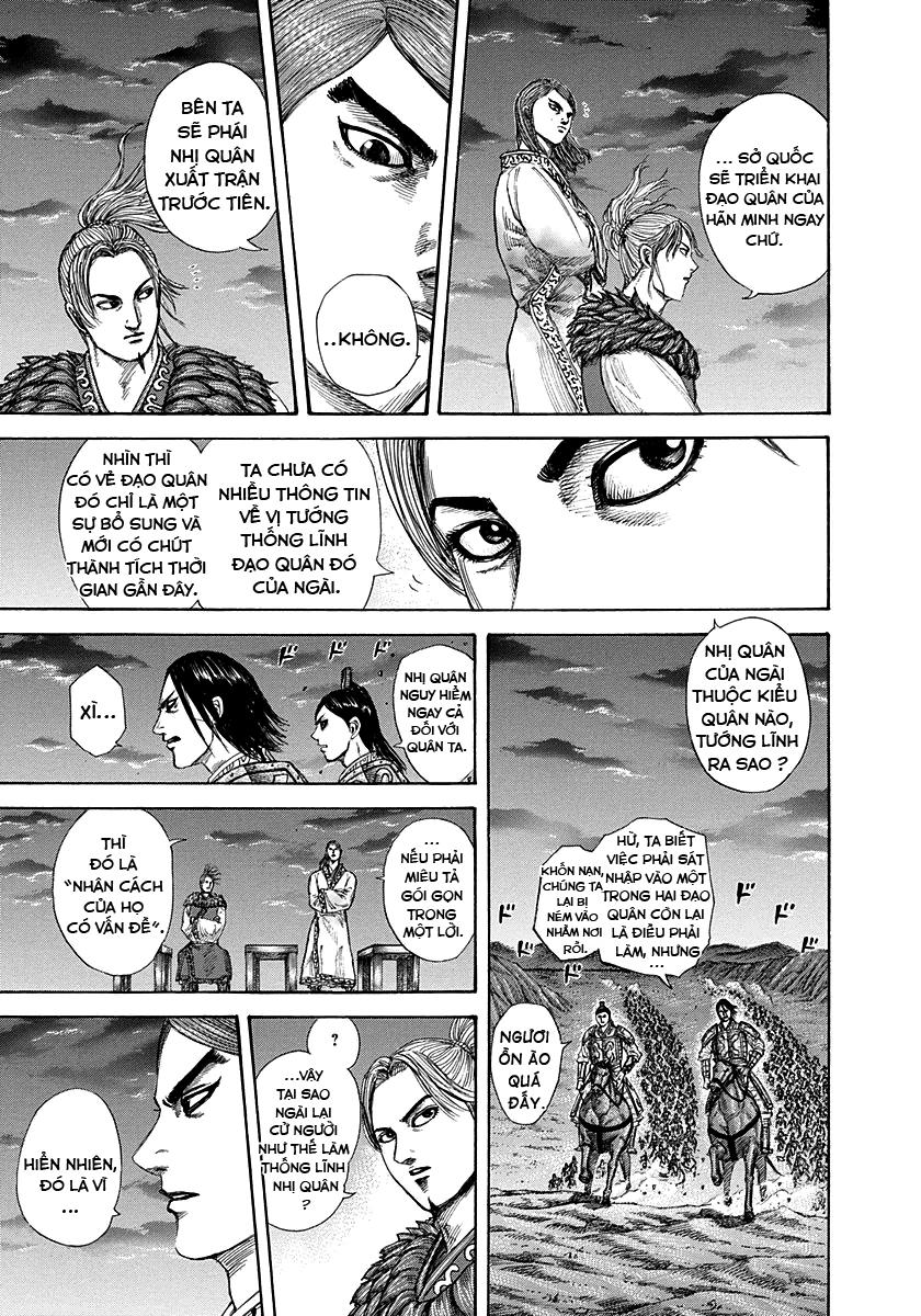 Kingdom - Vương Giả Thiên Hạ Chapter 289 page 19 - IZTruyenTranh.com
