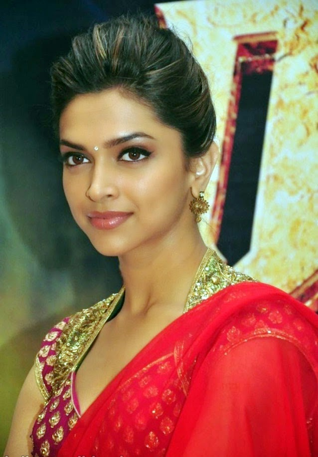 deepika-padukone hot wallpaperes in red saree.jpg