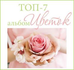 """ТОП-7 СП альбом """"Цветок"""" с Еленой Волчковой"""