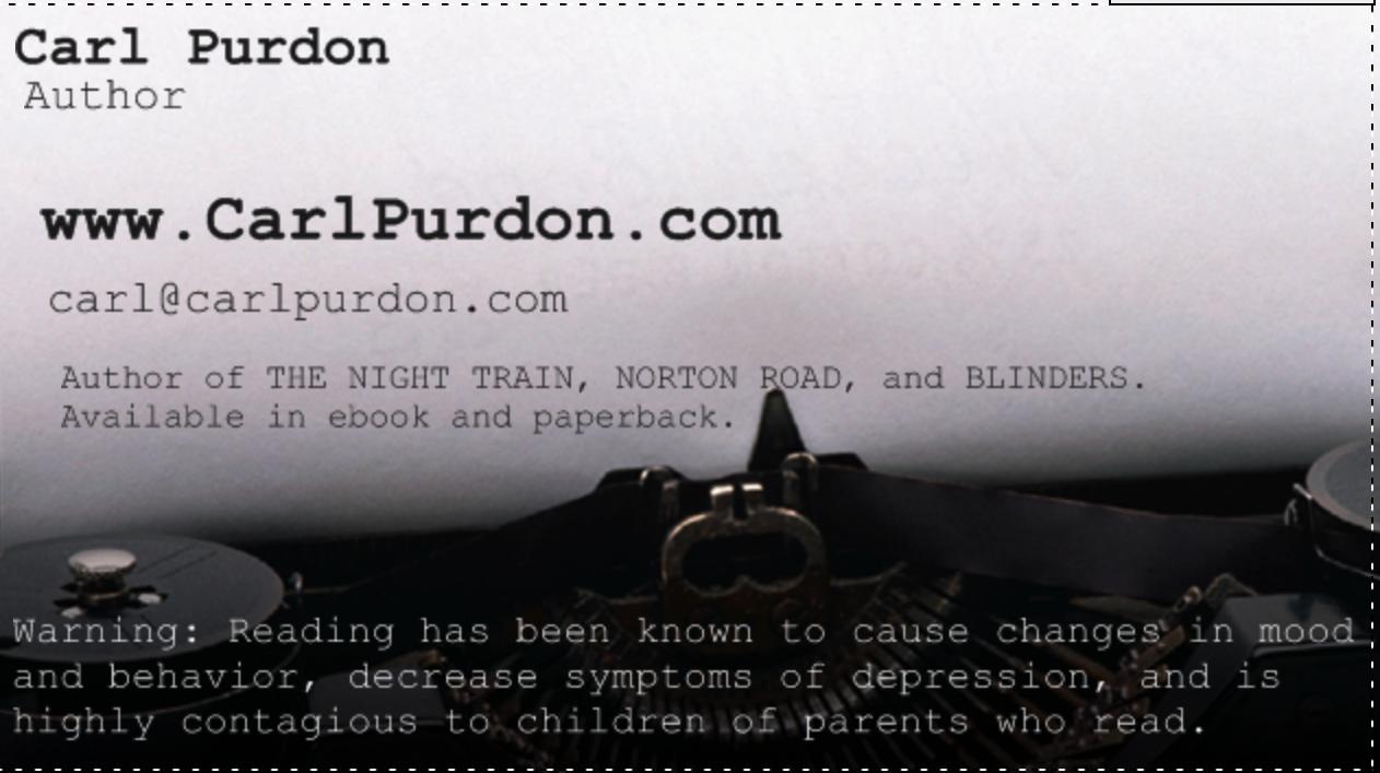 Carl Purdon