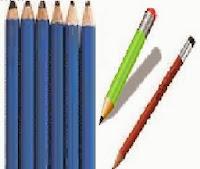 أقلام رصاص - مشروع تصنيع
