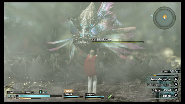Final Fantasy Type-0 HD Marduk