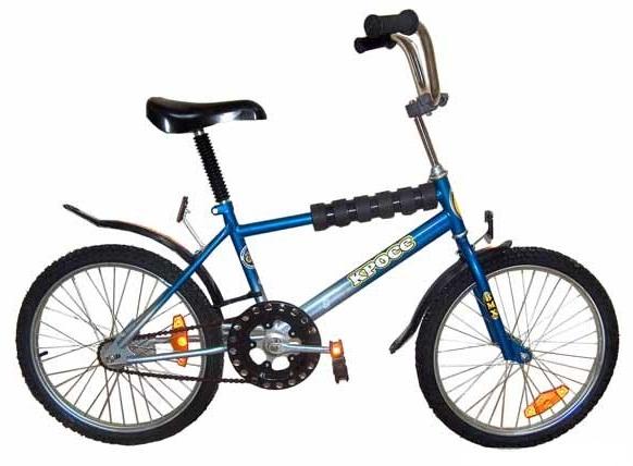 """Спортивно-игровой велосипед """"Кросс"""" 178-111 и 178-112"""
