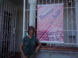 Centro de Referência de Teatro de Bonecos - Rio de Janeiro