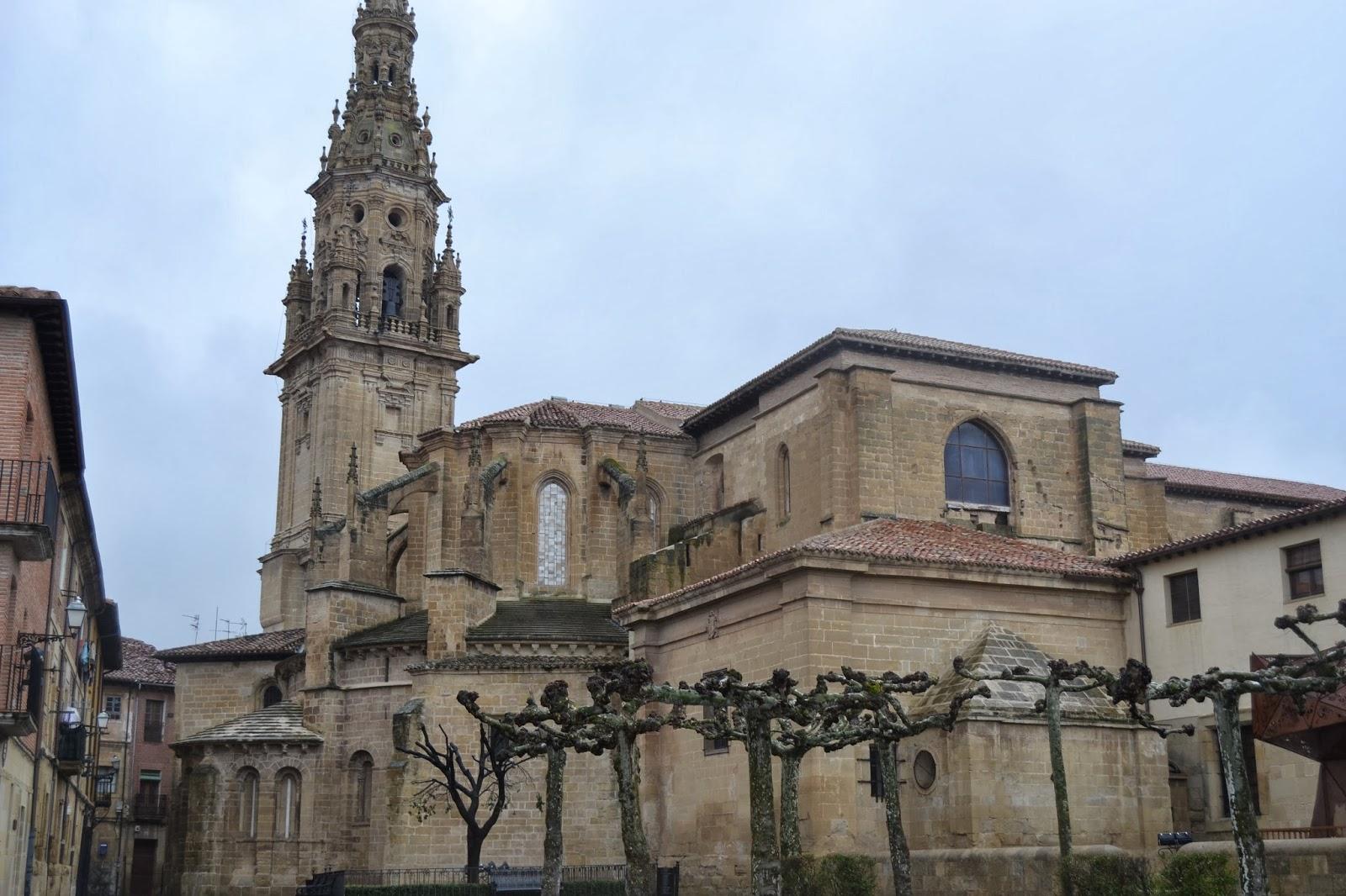Catedral, Santo Domingo de la Calzada. Guía de viaje de La Rioja Alta. Tu Maleta.