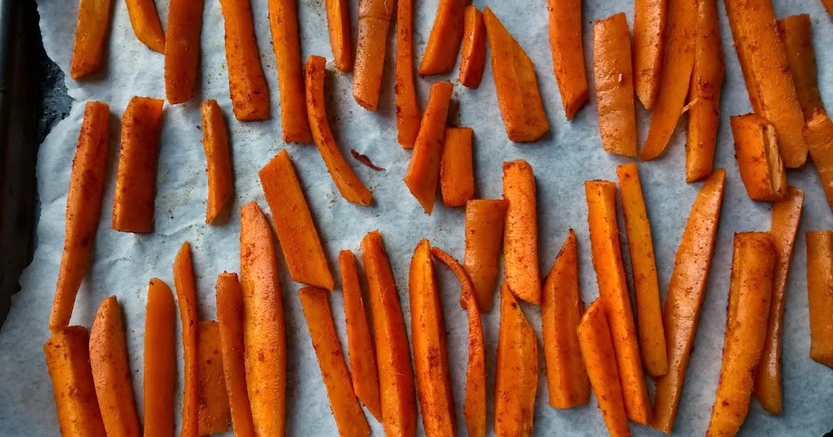 Frites de carottes au four cinnamon and cake - Sardines au four sans odeur ...