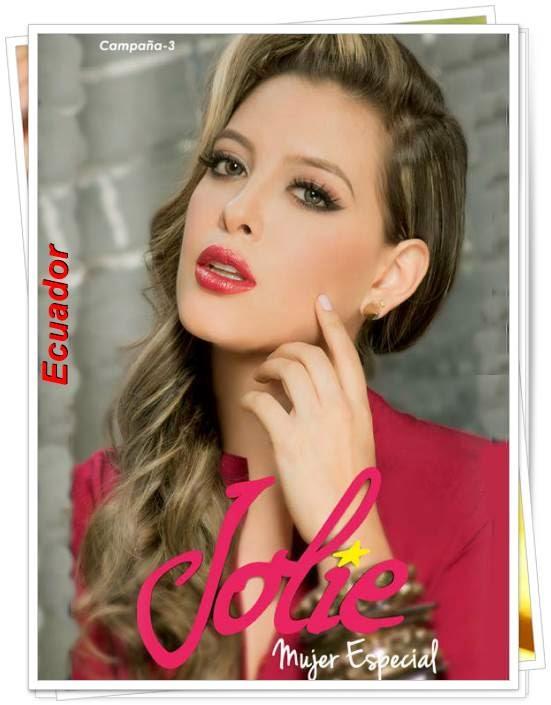 Catalogo Jolie Campaña 3 2015