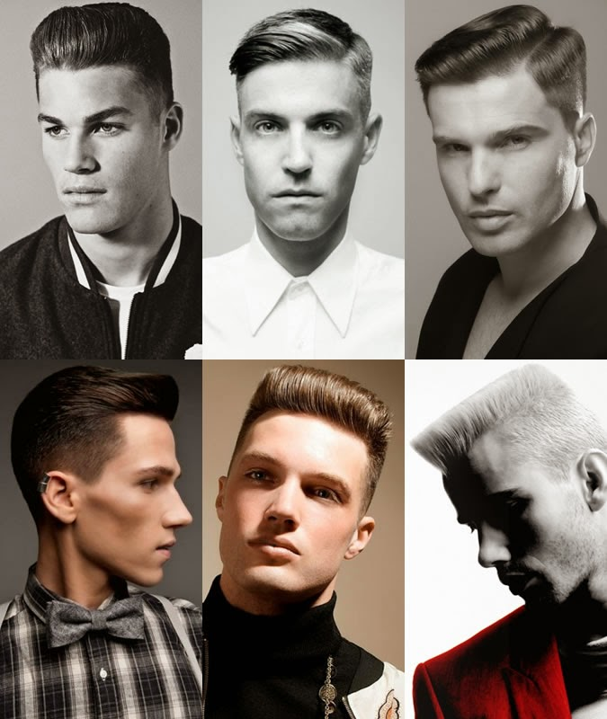 winter hairstyle for man